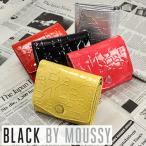 ブラックバイマウジー BLACK BY MOUSSY 財布 レディース 二つ折り財布 TIER ティア 5450020 ブランド
