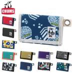 チャムス CHUMS 三つ折り財布 CORDURA ECOMADE コーデュラエコメイド Eco Small Wallet スモールウォレット ネコポス可能 ch60-0852 メンズ レディース