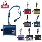 チャムス CHUMS CORDURA ECO Eco ID Card Holder カードケース 定期入れ ネーム IDホルダー エコアイディーカードホルダー ch60-2488 メンズ レディース
