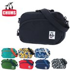 チャムス CHUMS 2wayショルダーバッグ ポーチ コーデュラエコメイド Eco Shoulder Pouch ショルダーポーチ ch60-2525 ネコポス不可 メンズ レディース
