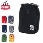 チャムス CHUMS ポーチ CORDURA ECOMADE コーデュラエコメイド Eco Portable Music Pouch エコポータブルミュージックポーチ ネコポス可能 ch60-2532 メンズ