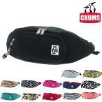 チャムス CHUMS ウエストバッグ ボディバッグ SWEAT NYLON スウェットナイロン Fanny Pack Sweat Nylon ファニーパック ch60-2677 メンズ レディース
