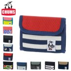 チャムス CHUMS 三つ折り財布 折財布 SWEAT NYLON スウェットナイロン Trifold Wallet Sweat Nylon トライフォールドウォレット ネコポス可能 ch60-2688 メンズ