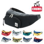 チャムス CHUMS ウエストバッグ スウェットナイロン Fanny Pack Sweat Nylon CH60-0685