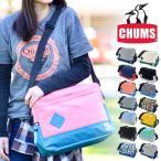 ショッピングチャムス チャムス CHUMS ショルダーバッグ スクエアショルダーバッグ スウェットナイロン Square Shoulder Bag Sweat Nylon CH60-2119