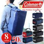 ショッピングcoleman コールマン Coleman 3wayボストンバッグ ショルダーバッグ リュックサック TRAVEL トラベル 3WAY BOSTON MD 27152