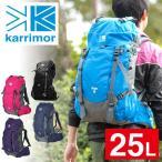 カリマー karrimor ザックパック 登山用リュック alpine×trekking ridge 25 337737
