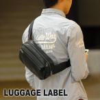 ウエストバッグ ファニーパック メンズウエストバッグ 吉田カバン ラゲッジレーベル LUGGAGE LABEL  ELEMENT エレメント 021-01259