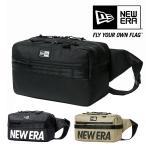 ニューエラ NEWERA ウエストバッグ SQUARE WAIST BAG スクエアウェストバッグ メンズ レディース