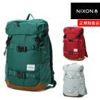ニクソン NIXON リュックサック リュック デイパック スモールランドロック SMALL LANDLOCK nc2256