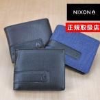 ショッピングnixon ニクソン NIXON 二つ折り財布 二つ折財布 折財布 Showout Bi-Fold Snap Coin Wallet nc2461