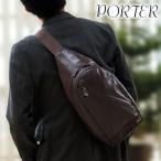 ショッピング 吉田カバン ポーター PORTER ワンショルダーバッグ ボディバッグ PORTER ZOOM ポーターズーム 107-01262 メンズ