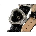 D&G ドルチェ&ガッバーナ 腕時計 I LOVE D&G 3719251671 ブラック ジルコニア