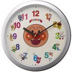 RHYTHM リズム時計 掛け時計 アンパンマン 4KG713-M19 クォーツ 即納