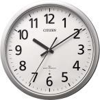 CITIZEN シチズン オフィスタイプ 3電波対応電波掛時計 スリーウェイブ 4MY853-019