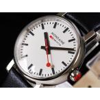 MONDAINE モンディーン 腕時計 Evo エヴォ A6583030111SBB ホワイト×ブラック レディース A658.30301.11SBB 即納