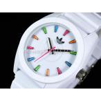 超特価!adidas アディダス SANTIAGO サンティアゴ ADH2915 ホワイト×マルチ 腕時計 送料無料 即納