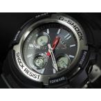 CASIO カシオ 腕時計 G-SHOCK G-ショック 電波 マルチバンド6 タフソーラー AWG-M100-1A 海外モデル 即納