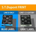 S.T.Dupont デュポン ライター専用フリント 石 8粒入り メール便対応 即納
