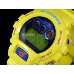 ショッピングShock CASIO カシオ G-SHOCK G-ショック Crazy Colors クレイジーカラーズDW-6900PL-9 イエロー×ブルー 海外モデル 腕時計 即納