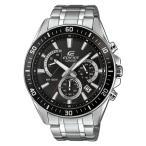 日本未発売!CASIO カシオ EDIFICE エディフィス EFR-552D-1A ブラック×シルバー 腕時計 海外モデル 即納