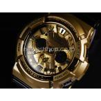 CASIO カシオ G-SHOCK G-ショック デジアナ Crazy Gold クレイジーゴールド GA-200GD-9B2 ゴールド×ブラック 海外モデル 腕時計 即納