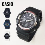 CASIO カシオ G-SHOCK ジーショック 電波 タフソーラー GAW-100-1A ブラック 腕時計 メンズ 即納