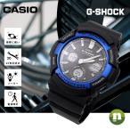 CASIO カシオ G-SHOCK ジーショック 電波 タフソーラー GAW-100B-1A2 ブラック 腕時計 メンズ 即納