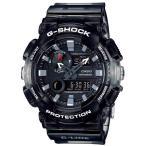 ショッピングShock CASIO カシオ G-SHOCK G-ショック G-LIDE Gライド GAX-100MSB-1A ブラックスケルトン 腕時計 海外モデル 即納