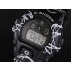 CASIO カシオ G-SHOCK G-ショック FUTURAとのコラボレーションモデル GD-X6900FTR-1 ブラック×ホワイト 腕時計 海外モデル メンズ 即納