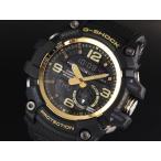 ショッピングShock CASIO カシオ G-SHOCK G-ショック MUDMASTER マッドマスター Black & Gold ブラック&ゴールド GG-1000GB-1A 腕時計 海外モデル 即納