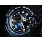 ショッピングShock CASIO カシオ G-SHOCK G-ショック GULFMASTER ガルフマスターシリーズ GN-1000B-1A ブラック 海外モデル 腕時計 即納