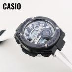 ショッピングShock CASIO カシオ G-SHOCK G-ショック G-STEEL Gスチール GST-210B-7A ブラック×ホワイト 腕時計 海外モデル メンズ