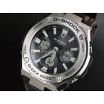 CASIO カシオ G-SHOCK G-ショック G-STEEL Gスチール GST-W130L-1A ブラック×ブラウン 腕時計 海外モデル メンズ 即納