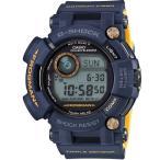 正規品 CASIO カシオ G-SHOCK ジーショック FROGMAN フロッグマン Master in NAVY BLUE  マスター・イン・ネイビーブルー GWF-D1000NV-2JF 腕時計 メンズ