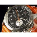 HAMILTON ハミルトン 腕時計 KHAKI ETO カーキ イーティーオー H77612933 オレンジレザー 即納