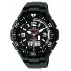 CITIZEN シチズン Q&Q コンビネーション SOLARMATE ソーラー電源 MD06-305 ブラック 腕時計 送料無料 即納