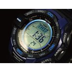 CASIO カシオ プロトレック/パスファインダー PRG-270B-2 ブラック×ブルー 海外モデル 腕時計