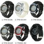 正規品 TIME PIECE タイム ピース 電波ソーラー TPW-001 全5色 腕時計 ユニセックス 送料無料 即納