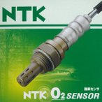 【9780】 NTK O2センサー上流側用(エンジン側) スズキ キャリイ DA62T/K6A(DOHC) [OZA669-EE2]