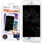 マジカルプリントガラス 劇場版 Fate stay night Heaven s Feel iPhone 6   8 02 セイバー グッズ