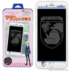 マジカルプリントガラス ガールズ   パンツァー 最終章 iPhone 6   8 Plus 聖グロリアーナ女学院 グッズ