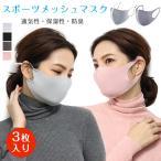 マスク 洗えるマスク 立体メッシュ夏用マスク(2枚入り)夏 防菌 防臭 蒸れない 涼しい 飛沫対策 花粉対策 在庫あり 大人 子供用 春夏