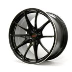 RAYS VOLK RACING  ボルクレーシング G25  8.5J-19インチ INSET+35 5HOLE PCD114.3 フォミュラシルバー/ブラッククリアー/リムエッジDC(CB)