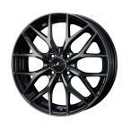 weds ウェッズ LEONIS レオニス MX エムエックス アルミホイール 単品1本 16インチ ブラック系 5.0J PCD100 4穴 メッシュ 軽自動車全般