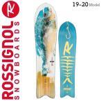 【ROSSIGNOL】ロシニョール 19-20 XV SUSHI LF 144 145WIDE スノーボード 板 ディレクショナル Directional パウダー カービング スシ
