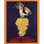 ポスター16 x 20 のシャンパーニュ ジョセフ ・ ペリエ ポスター 正規輸入品
