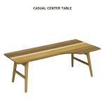 テーブル (カジュアルセンターテーブル ブラン100) 寄木突板 ウォールナット ピーチ バーチ 幅100 ラッカー塗装 折脚 完成品