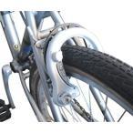 自転車 ロック  GORIN GR-920 CTB・MTB(スポーツバイク)用リング錠 Vブレーキ用
