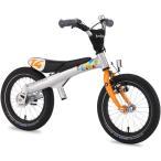 (新ロゴモデル)RENNRAD レンラッド 14インチ キッズ ステップアップ・バイク ランバイク・モード